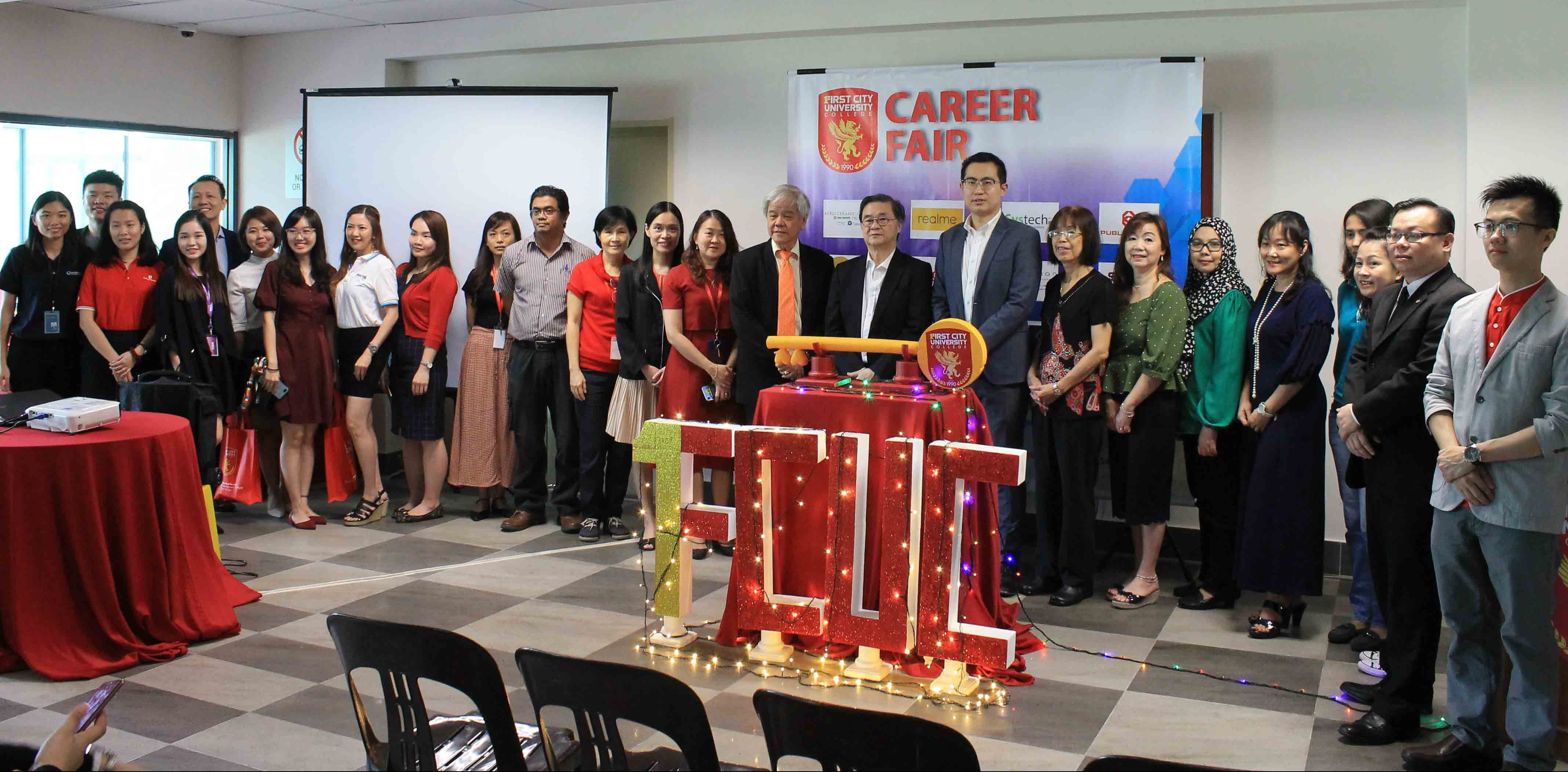 2019 Career Fair Day: Opening The Doors Of Opportunity