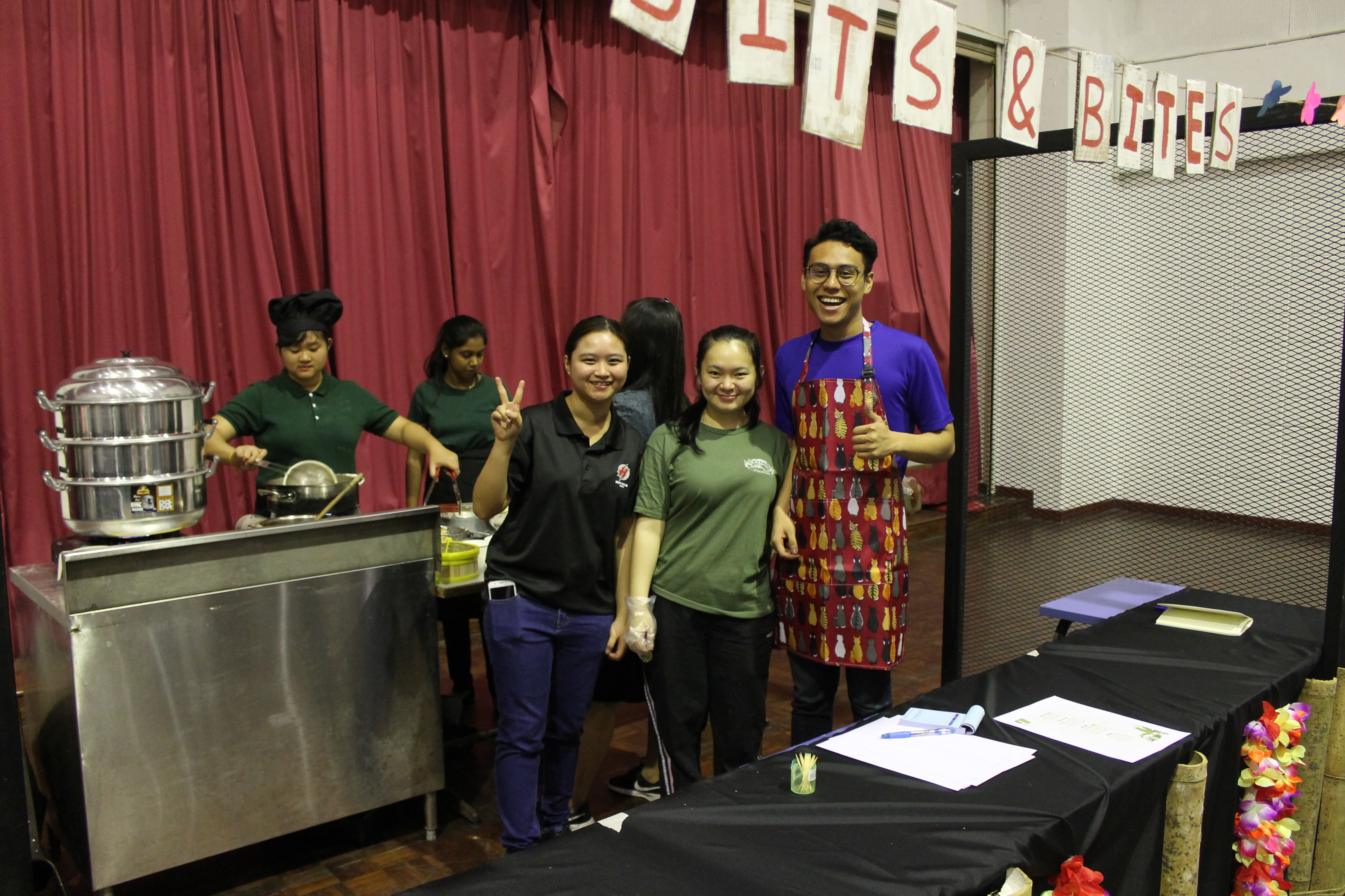 Hospitality & Tourism Management Students Shine in Showcase Event